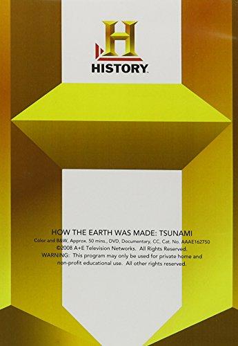 How the Earth Was Made: Tsunami