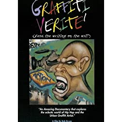GRAFFITI VERITE' (GV1): Read the Writing on the Wall