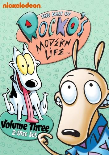 The Best of Rocko's Modern Life Volume 3 (2 Disc set)