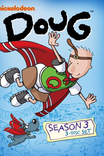Doug Season 3 (3 Disc Set)