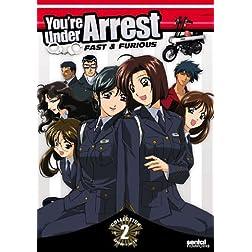 You're Under Arrest: Season 2 - Collection 2