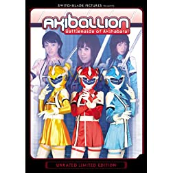 Akiballion: Battlemaids of Akihabara - Complete Collection