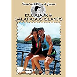 Travel with Barry & Corinne to Ecuador & Galapagos Islands