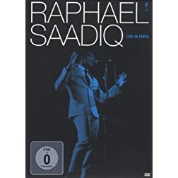 Raphael Saadiq Live in Paris (Incl. Bonus CD) (PAL/Region 0)