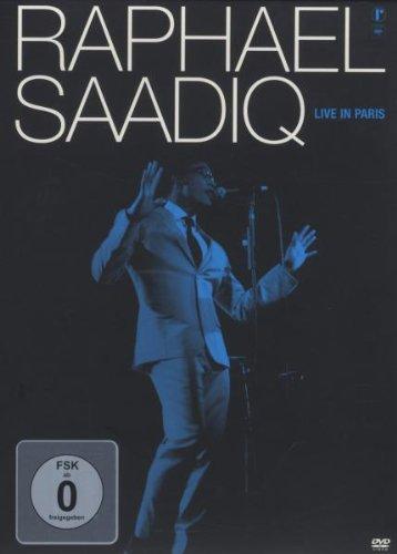 Raphael Saadiq Live in Paris (Incl. Bonus CD) (PAL/Region 0)