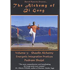 The Alchemy of Qi Gong Volume III <BR>Shaolin Alchemy: Energetic Integration Practices