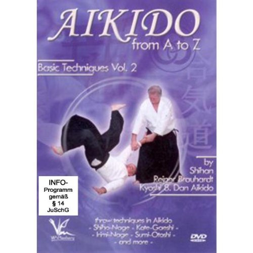 Aikido from A to Z Volume #2 basic techniques