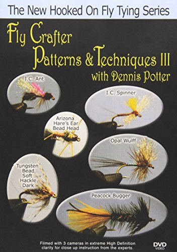 Fly Crafter Patterns & Techniques III With