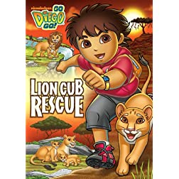Go Diego Go! : Lion Cub Rescue