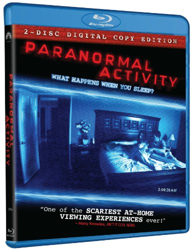 Paranormal Activity (2-Disc Digital Copy Edition) [Blu-ray]