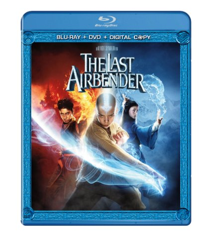 The Last Airbender (Two-Disc Blu-ray/DVD Combo + Digital Copy)