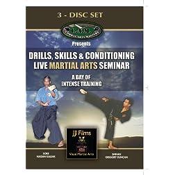 Drills, Skills, & Conditioning