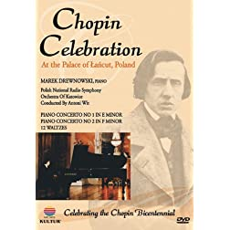 Chopin Celebration: At the Palace of Tancut, Poland