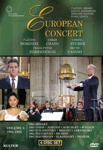 European Concert Volume 1: 1991-1995