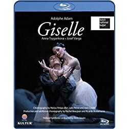 Adam - Giselle / Dutch National Ballet [Blu-ray]