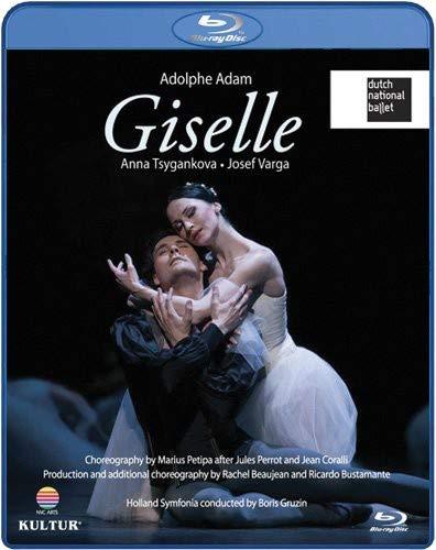 Adam - Giselle / Dutch National Ballet [Blu-ray]
