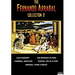 Fernando Arrabal Collection 2 (3pc) (Ws Ltd Sub)