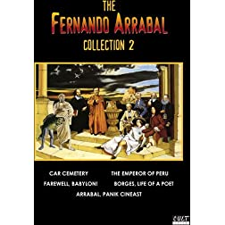 Fernando Arrabal Collection 2 (3pc) (Ws Ltd Sub)