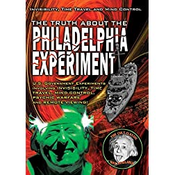 The Philadelphia Experiment: Invisibility Time Travel and Mind Control - The Shocking Truth