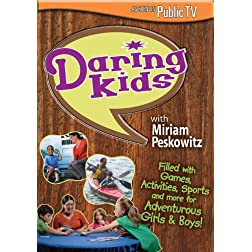 Daring Kids with Miriam Peskowitz