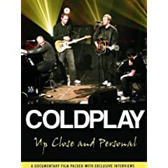 Coldplay-Up Close & Personal