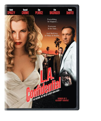 L.A. Confidential (Keepcase)