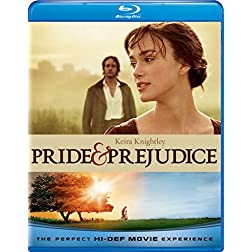 Pride & Prejudice [Blu-ray]