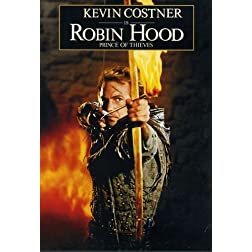 Robin Hood: Prince of Thieves (Keepcase)