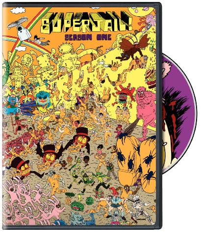 Superjail!: Season One
