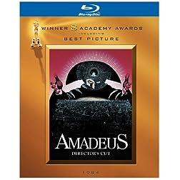 Amadeus (Director's Cut) [Blu-ray]
