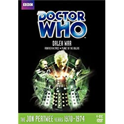 Doctor Who Dalek War: Frontier in Space & Planet of the Daleks (Stories 67 and 68)
