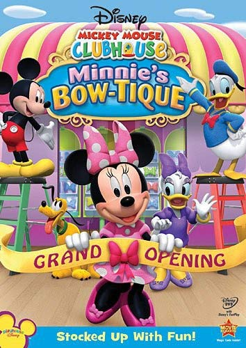 Mickey Mouse Clubhouse: Minnie's Bow-Tique