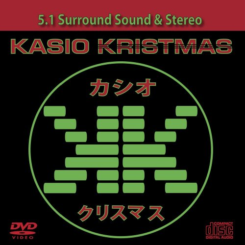 Kasio Kristmas (Delux Edition CD + 5.1 DVD)