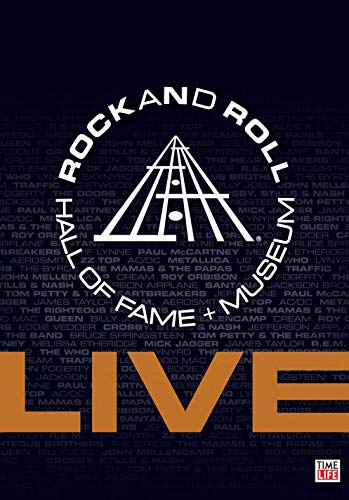 Rock And Roll Hall Of Fame LIVE (9DVD)