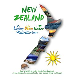 New Zealand Living Down Under (PAL)
