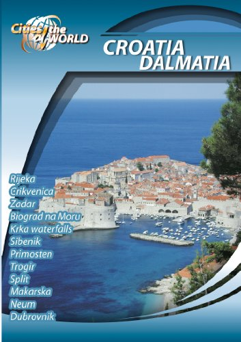 Cities of the World The Croatian Coast Dalmatia Croatia