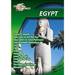Cities of the World  Egypt Africa
