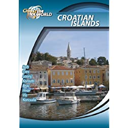 Cities of the World The Islands of Croatia Croatia