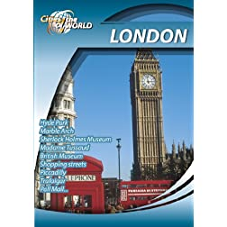 Cities of the World  London United Kingdom