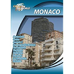 Cities of the World  Monaco
