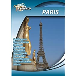 Cities of the World  Paris France