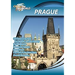Cities of the World  Prague Czech Republic