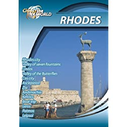 Cities of the World  Rhodes Kos Greece