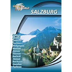 Cities of the World  Salzburg and its surroundings Austria