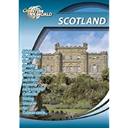 Cities of the World  Scotland United Kingdom
