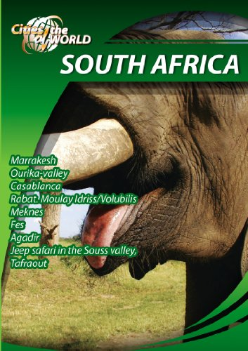 Cities of the World  South Africa