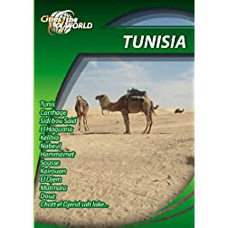 Cities of the World  Tunisia Africa