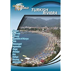 Cities of the World  Turkish Riviera  Turkey
