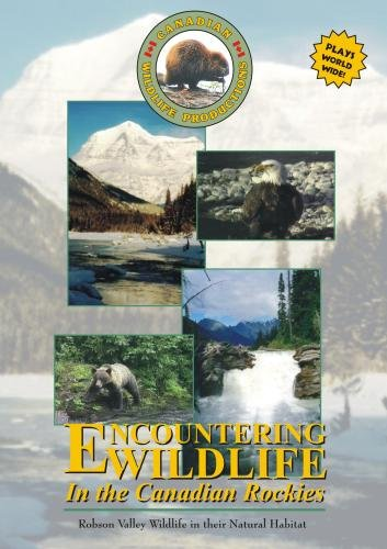 Encountering Wildlife In the Canadian Rockies Vol. 1