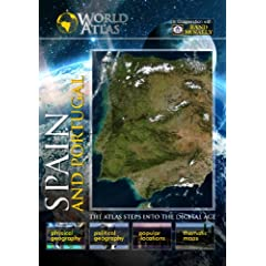 The World Atlas  Spain and Portugal